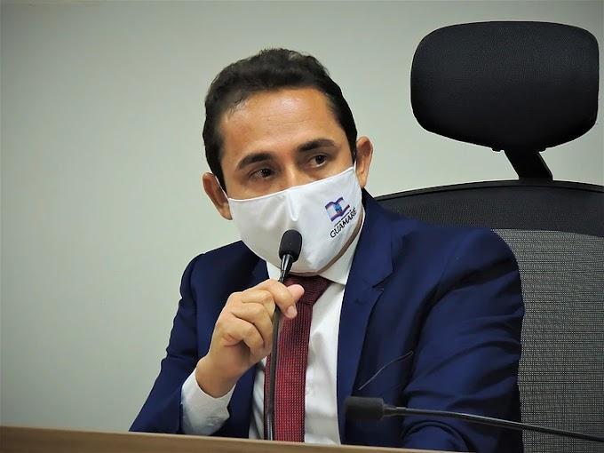 A guarda municipal de Guamaré poderá ser extinta a quaquer momento, diz Dedezinho