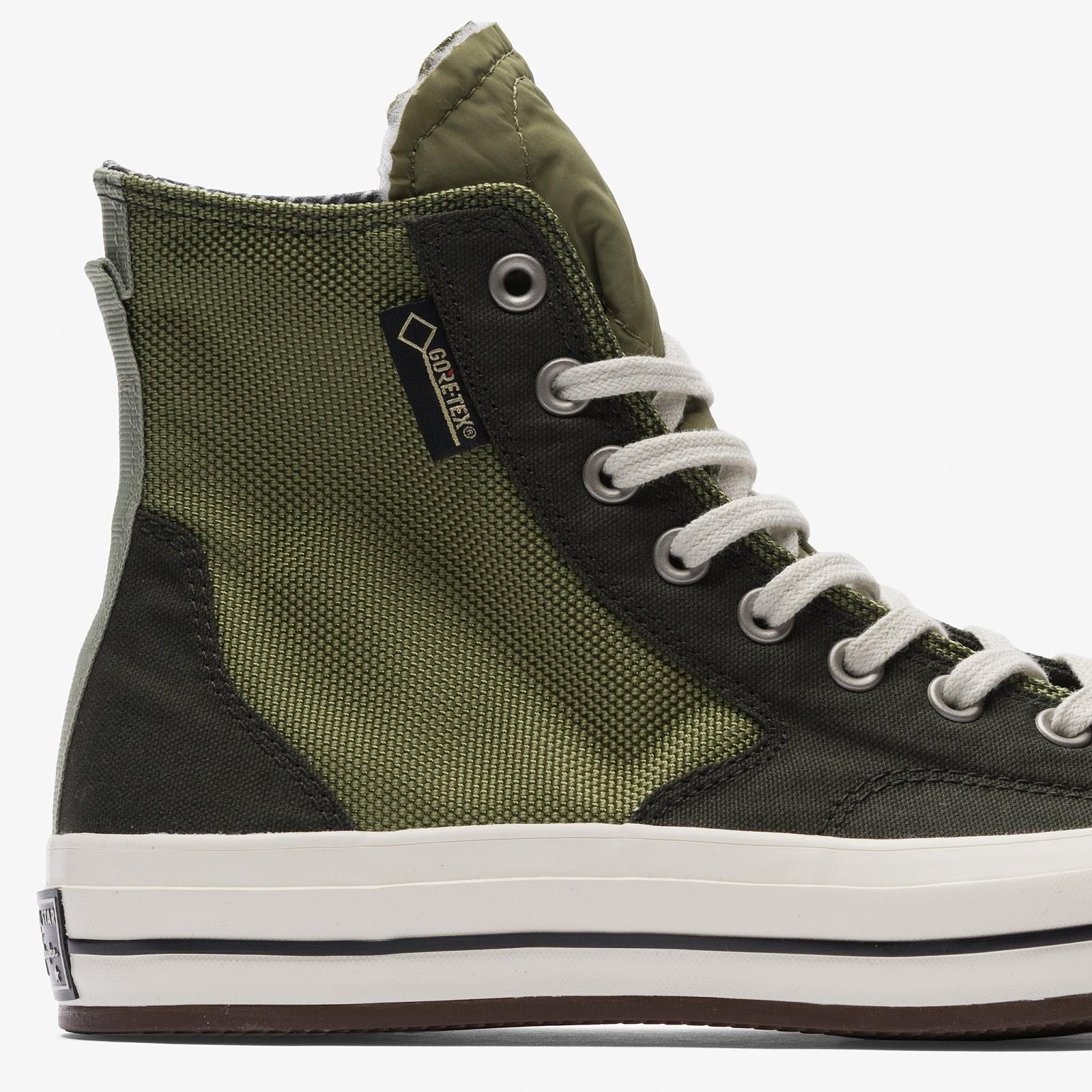 2a3bfd0fa3a Tech Chuck  Converse Slam Jam CT70 Hiker Hi Sneaker
