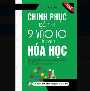 Chinh Phục Đề Thi 9 Vào 10 Chuyên Hóa Học ebook PDF-EPUB-AWZ3-PRC-MOBI