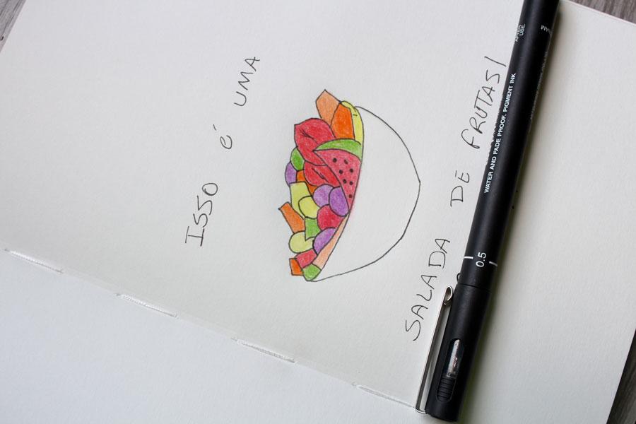 desenho-salada-de-fruta-scketbook