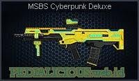 MSBS Cyberpunk Deluxe