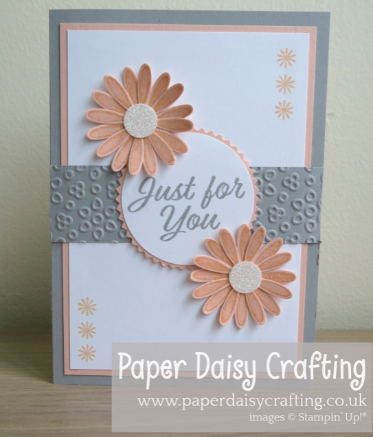 Nigezza Creates With Paper Daisy Crafting Stampin Up Daisy Lane