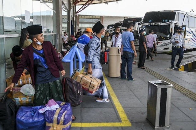 Polisi Izinkan Warga 'Curi Start' Mudik Lebaran Sebelum 6 Mei 2021