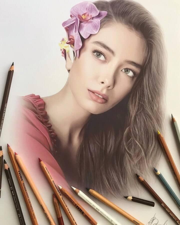 05-Neslihan-Atagül-Doğulu-Alena-Litvinova-Realistic-Portraits-www-designstack-co