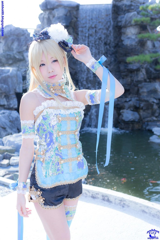 [Cosplay-1507201115] - Akira Itsuki - Công chúa bé bỏng