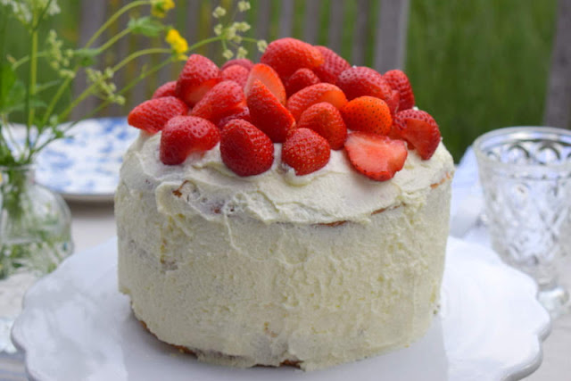 Mittsommer-Torte
