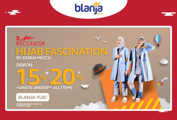 Promo Idul Fitri 2018 Blanja.com
