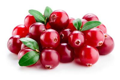Masker Cranberry