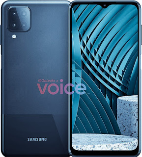 Samsung Galaxy M12 Specification