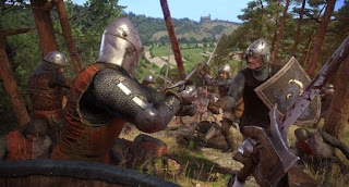 KINGDOM COME DELIVERANCE pc game wallpapers screenshots images
