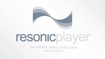 تحميل, برنامج, Resonic ,Player, مشغل, صوتيات, مجانى