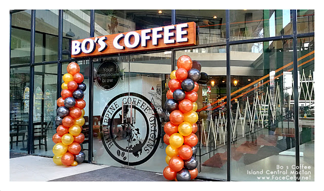 Bo's Coffee Island Central Mactan Branch