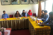 Rapat Koordinasi  Mewujudkan Kampung Sehat Terpadu