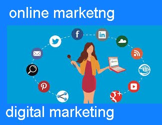 डिजिटल marketing ,social media marketing,