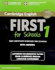 First for Schools 1 with Answers (PDF)