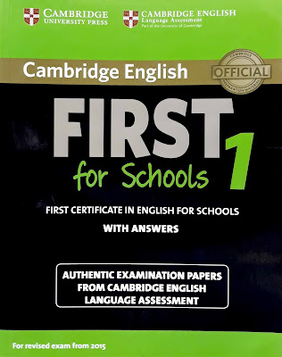 First for Schools 1 with Answers (PDF) cd audio