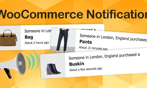WooCommerce Notification v1.4.1 Free - Boost Your Sales