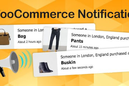 Download WooCommerce Notification v1.4.1 Free - Boost Your Sales