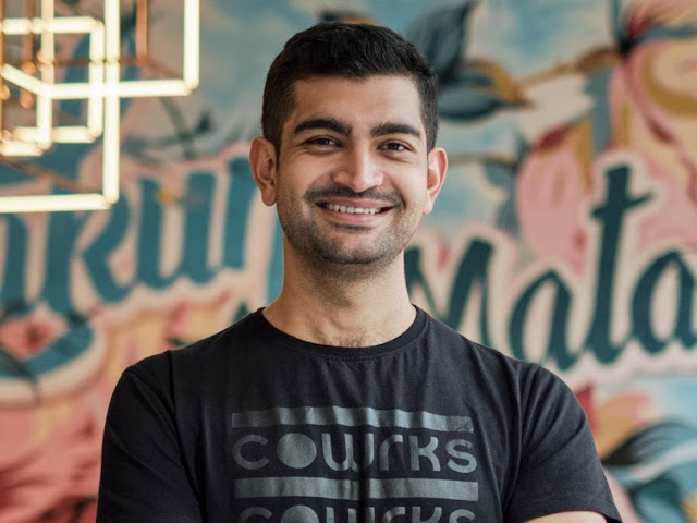 Indian Startup Success Stories cowrks
