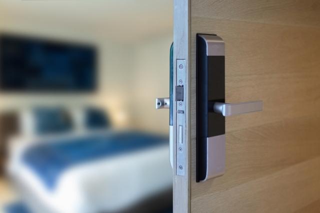 Advanced Security Doors