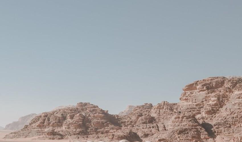 Menjelajahi planet Mars, Wadi Rum Jordan