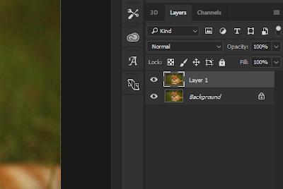 pembahasan ya yaitu masih dalam kategori Blur Gaussian Blur   Mengenal filter di Photoshop