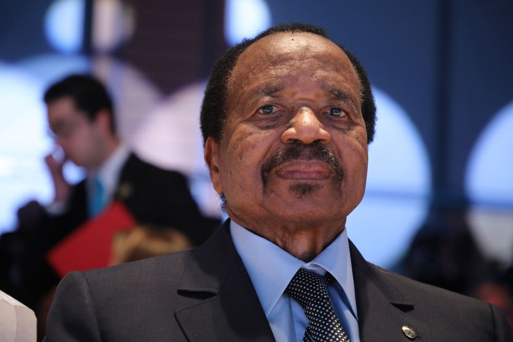 Cameroon President Reappears Amid Rumors About His Health
