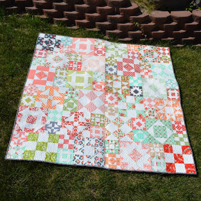 Threadology Quilt Along Finish and Auction!!!