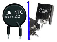 Mengenal Komponen Thermistor (Thermal Resistor)