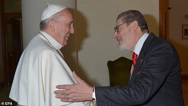 Terpapar Covid-19, Dokter Pribadi Paus Fransiskus Meninggal Dunia