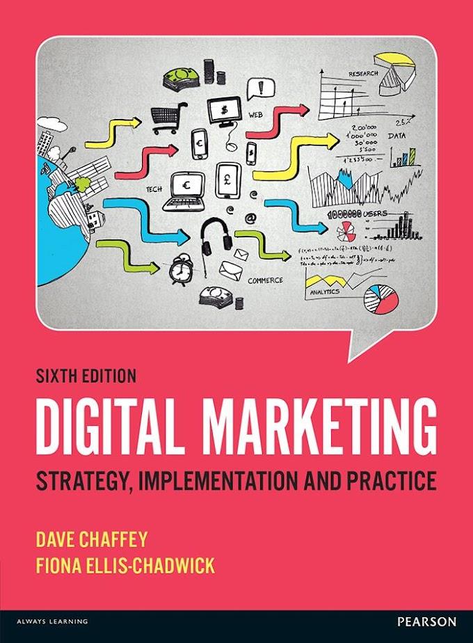 Digital Marketing, Sixth Edition. Pearson