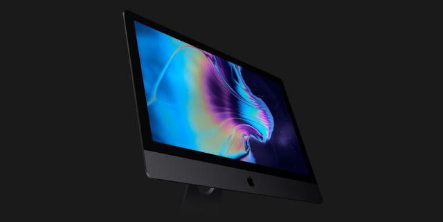 iMac Pro - Spek Tinggi dengan Layar Retina 5K