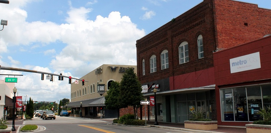 Downtown Wauchula