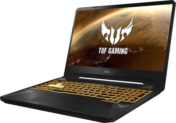 ASUS TUF Gaming FX505DD-BQ067: análisis