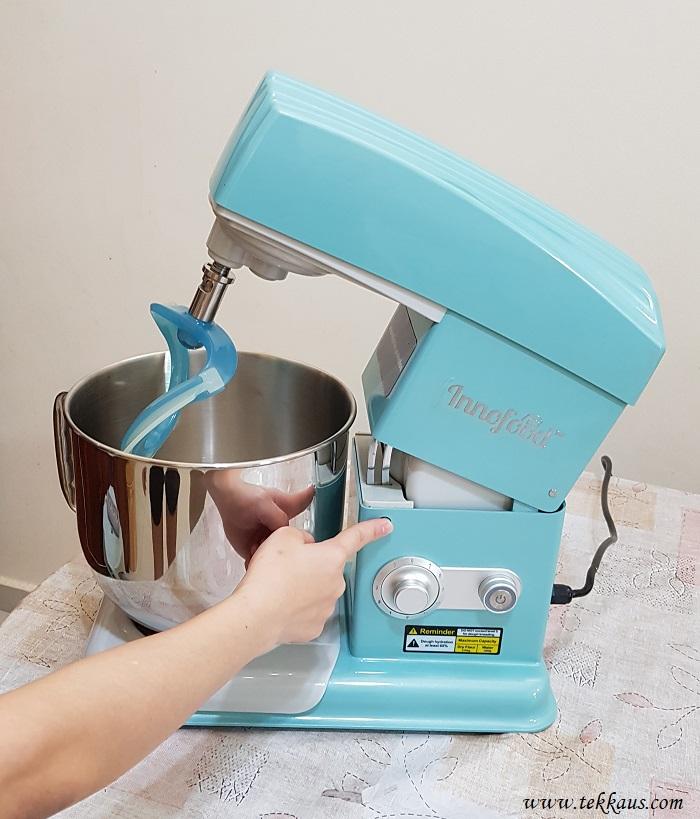 Innofood Professional Series Stand Mixer Review