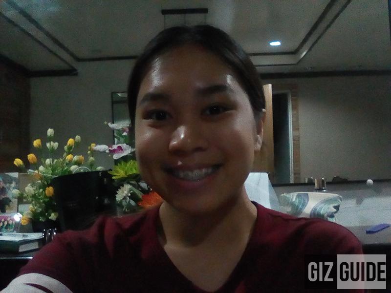 Selfie lowlight 2