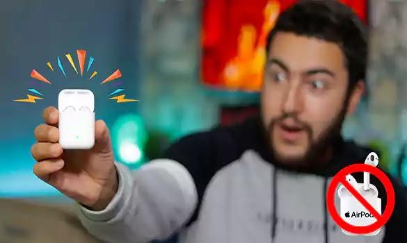 مراجعة سماعات شاومي Xiaomi Air True Wireless الرائعة بسعر مغري جدا و التي اعتبرها افضل بديل لسماعات ابل Airpods