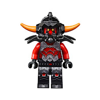 Ash Attacker (from 70323, 70317)