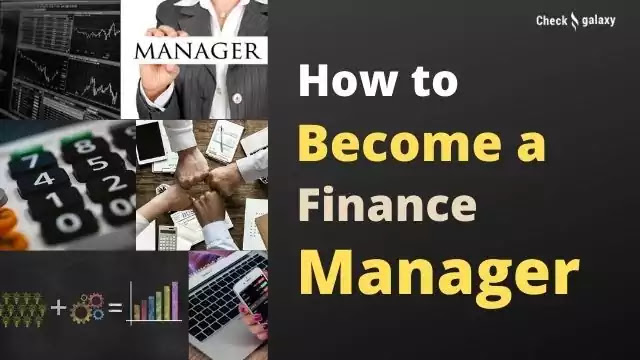 How to Become a Finance Manager