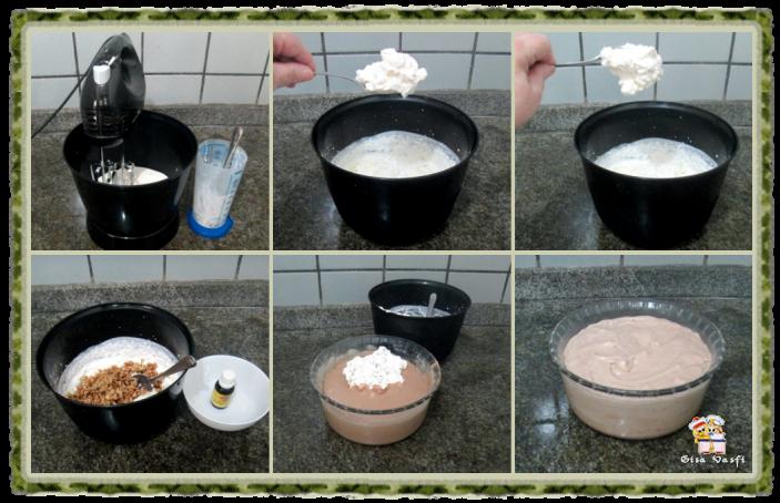 Cupcake de coco com nozes 8
