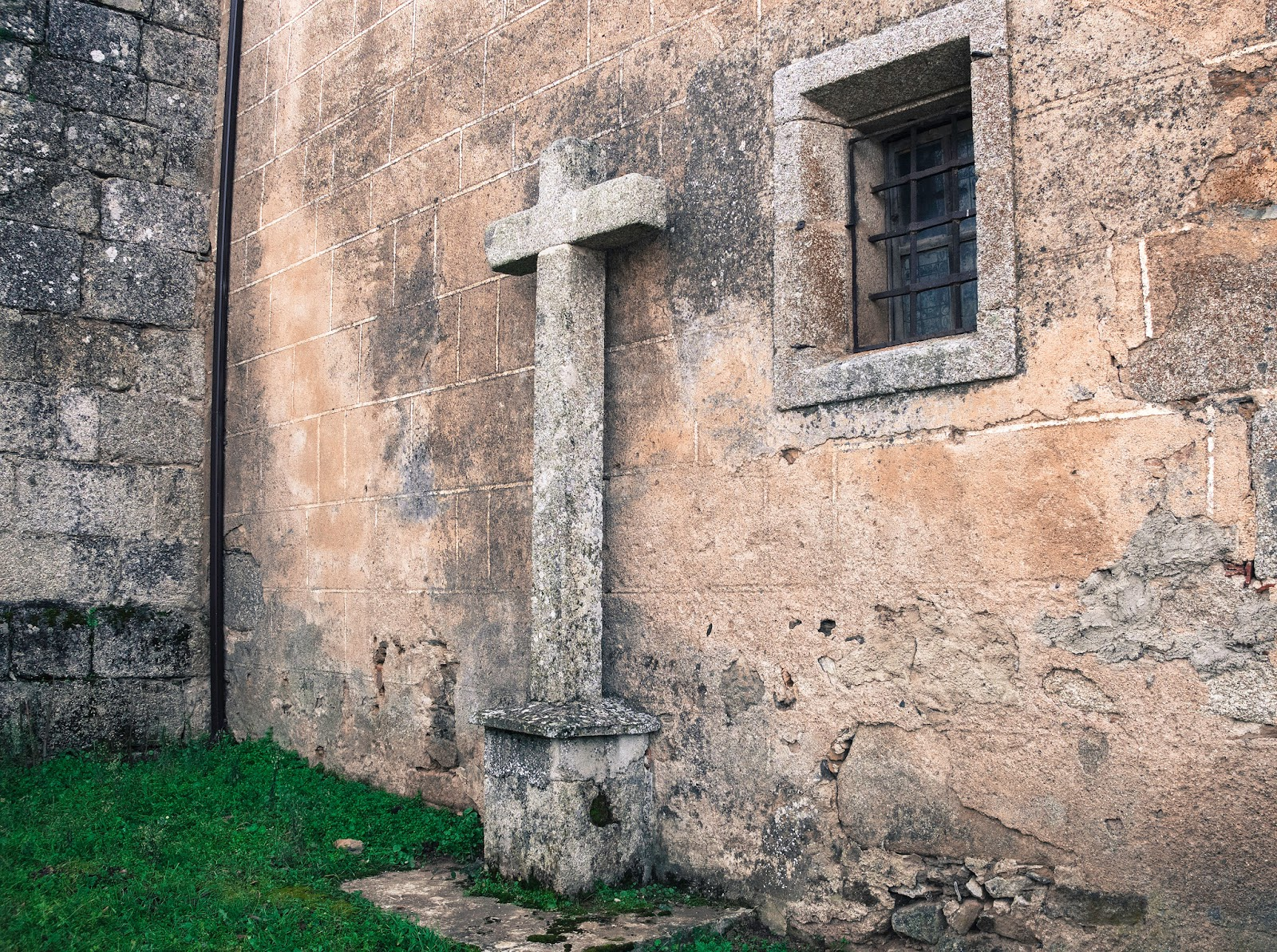 Fachada Iglesia de Ciudad Rodrigo, Salamanca, 2015