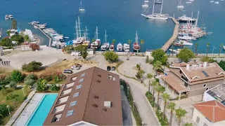 Facts about Göcek, The exotic location of Bay Yanlis - Mr. Wrong series. #AyishaThousif