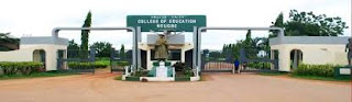 Nwafor Orizu College Post-UTME Form 2020/2021 | Degree & NCE