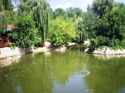 heleșteu zoo Chișinău
