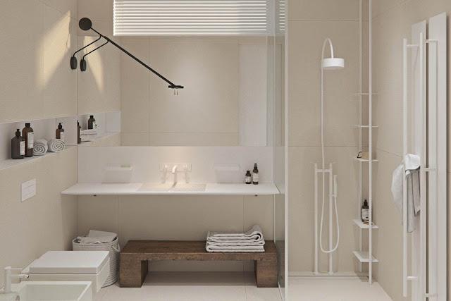 Small Indian Bathroom Interior Design