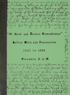 Bolton Wills and Inventories