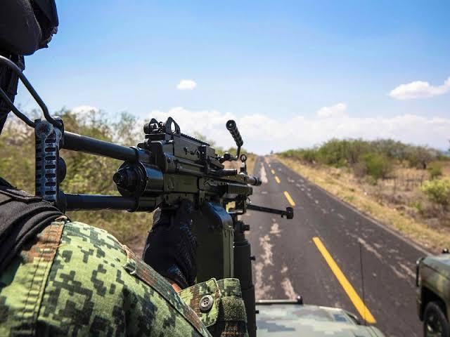 Militares abaten a cinco Sicarios del Cartel del Noreste al sorprenderlos en Narco Campamento