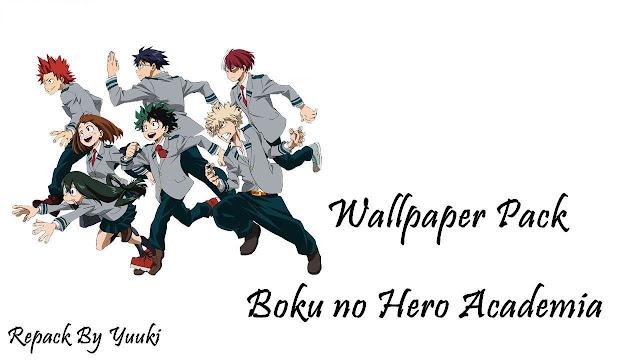 Anime Wallpaper Pack For Mobile Phone