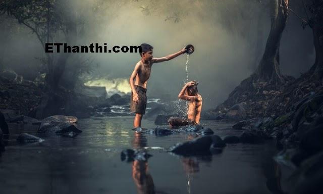 67 ஆண்டுகளாக குளிக்காமல் சாதனை செய்த மனிதர் !