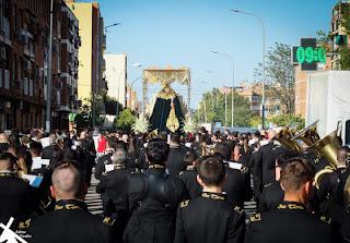 No se renovará con la Pro-Hermandad de La O del barrio cordobés de Fátima